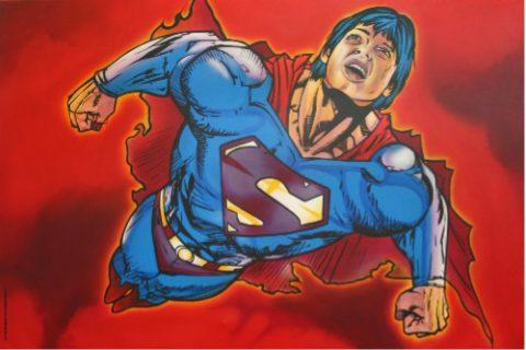 Kinderportrait, Superman