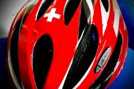 Helm-Airbrush für Fahrradprofis