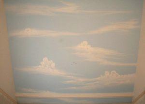 Airbrush Himmel