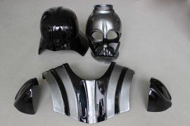 StarWars, Darth Vader Airbrush
