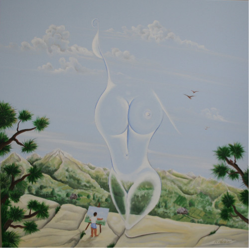 Landschaft-Maler
