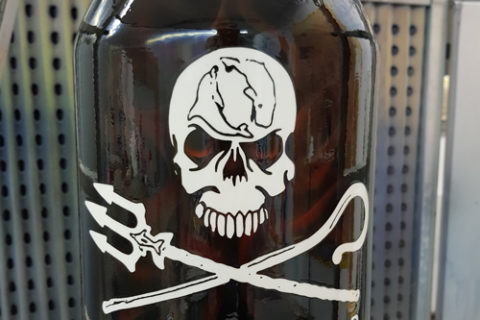 Tauchflasche, Sea Shepherd